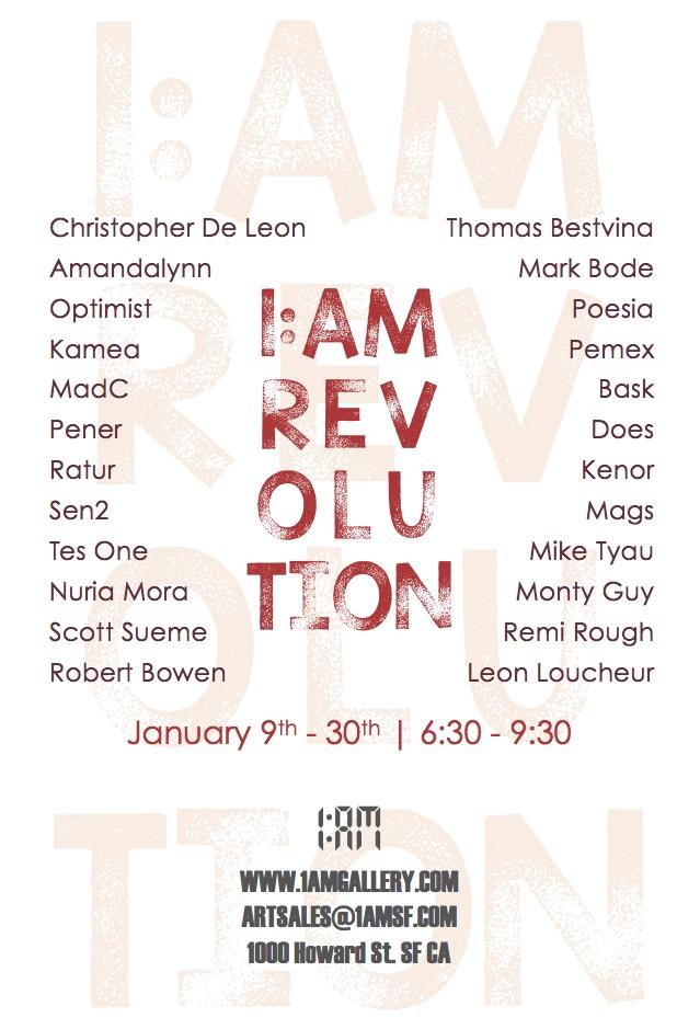 1AMRevolution