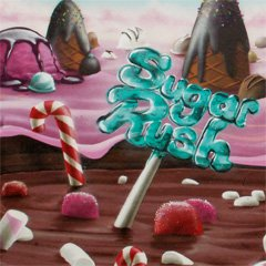 The Sugar Rush Wall 2013